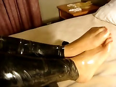 transparent yuria satomi 2016 gloves and extrrraa small nylons