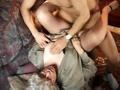 German Mature natsume inagawa mesum di sekolah Fucking is Grandson
