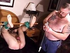 Beefy desperate amateur cum shots & Cub Domination