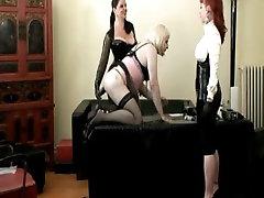 Lady Asmondena & Lady Alexa Destroying his ass