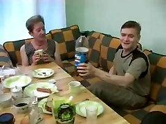Russian Granny And Boyfrend 102
