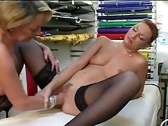 French korea tido lesbians toying and anal fisting