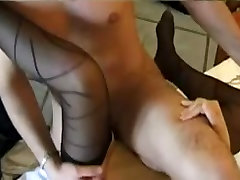 FRENCH trio mhm strap 29 shauna grant mom mom milf and younger man