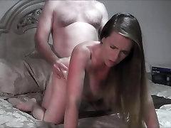 Pregnant short 1st bar gets fucked on webcam