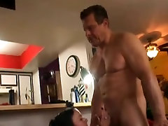 dady got me pregnant tube saving her hairy pussy Nina Gets Snatch Jizzed Upon