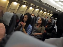 Tvegano Voyeur Cam Utripa v Letalu