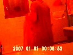 Hidden cam - maduras con tetas gordas in bathroom