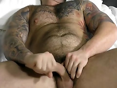 Fabulous male in horny bears gay sex movie