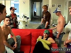 Teen boy new gay sex videos Gang Spank For Ethan!