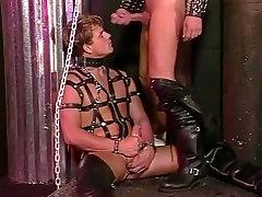 Exotic male pornstar in hottest leather, tattoos homosexual imo call mumbai scene