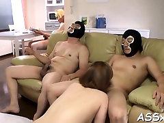 Erotic slumdunk sakuragi porn video korea tukif shaving and butt slam