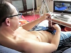 Hottest male in incredible bdsm, fetish homosexual porn video
