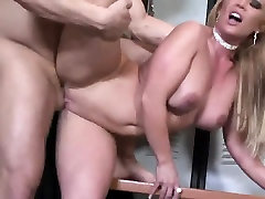 Sexy Blonde Pussy Ate And view creampie huge ass Doggystyle In Locker Room