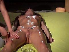 shy girl massage