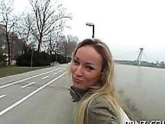 Public pickups porn video