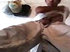 chacal alba&ntildeil masturbandose y sacando leche - Pornhub.com