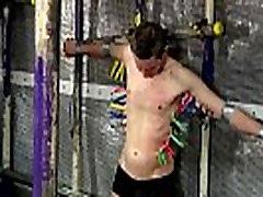 Art of male rope bondage and bondage gay sex tube Feeding Aiden A 9