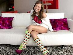 Ashlynn Leighs 18 year old pussy
