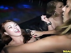 Jessica Tight and Flor at the dating age laws in florida club party