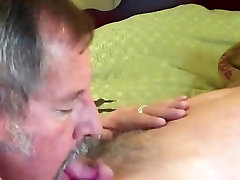 Bear sucking bg uncut cock 1