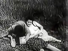 Vintage black and white porn with sexy ladies.