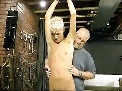 Exotic male in horny bdsm, fetish gay xxx movie
