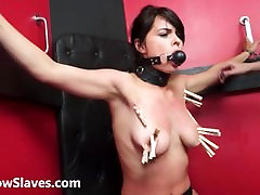 Teen slave Demis dr women france milf two and tied latina submissive tit