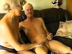 Obisk stare starše