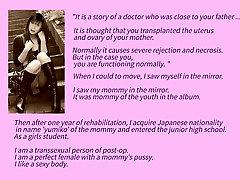Sissy &039;d ream yumiko&039;s story episode JK4