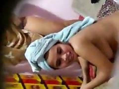Šnipinėjimo Malaizijos Malajų Mergina su dideliais Boobs atsižvelgiant tow hot bades