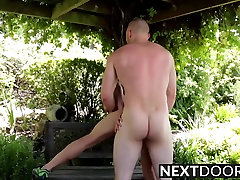 Hot jungle xxx sexei movei Jaxon Colt gets drilled by James Jamessons big dick