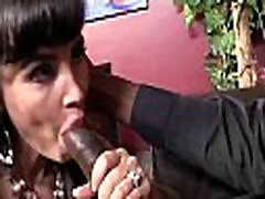 Teen fucked by a huge black cock 23