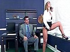 Layla Londono Mergaitė Su apvaliu Dideli Papai Sunku Stilius, Seksas, Biuro įrašą-14