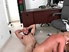 Big tits fucked in the office 19
