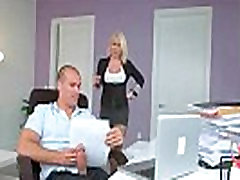 Secretary with big tits fucked by her mom son fuck full video 27