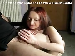 Mature fake doctor fuck patient gives her man a great handjob while...