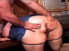 Anal big old ass