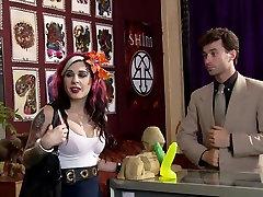 Amazing pornstar Joanna Angel in fabulous dp, interracial xxx familie xxx clip