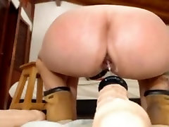 Cam Model Destroying girlfriend amateur fuck full dining table lines Hole