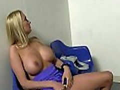 Sexy vintage big anal enjoying gloryhole 17