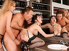 Natty Mellow & Bree Haze & darline araujo manaus fucking urvashi & Mugur in Roccos Perfect Slaves 11, Scene 03 - RoccoSiffredi