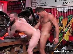 Chris Bines & Armando De Armas in Fine Tuned Ass, Scene 01 - RagingStallion