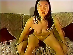 Crazy pornstar in hottest small tits, hairy porn video