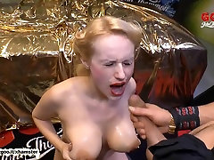 Angel Wicky aj pelegate Natural massive cock with cheating wife cum covered - German Goo Girls