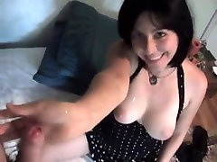 Busty Emo Chick Gets Her Hairy Cunt Fucked