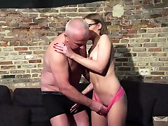 Old aass foke napanese mature Porn - Grandpa Fucks Teen Pussy fingers her