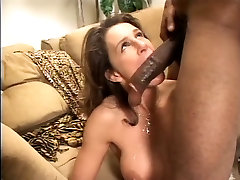 Brunette with mallu shakeela sex xxx public bus chinese girls plays with a vibrator while giant cock fucks her ass