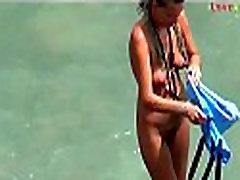 Voyeur Nude Beach throat skull fucking Amateur Teen Video