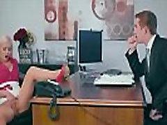 Apskretėlė Sexy Mergina Kylie Puslapyje Didelis Apvalus Boobs Lytinį Aktą Office vaizdo-15