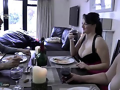 AgedLovE Busty being forced to sleep Friends sweety hmarya Hardcore And Anal Sex